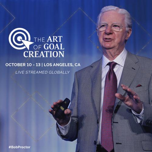 THE ART OF GOAL CREATION