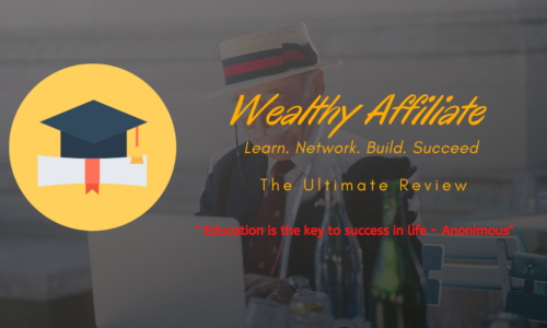 The Wealthy Affiliate Platform